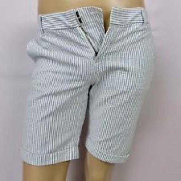 a26b189b7f GAP Shorts | Seersucker Bermuda | Poshmark